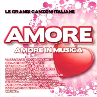 amore-amore-in-musica--edel