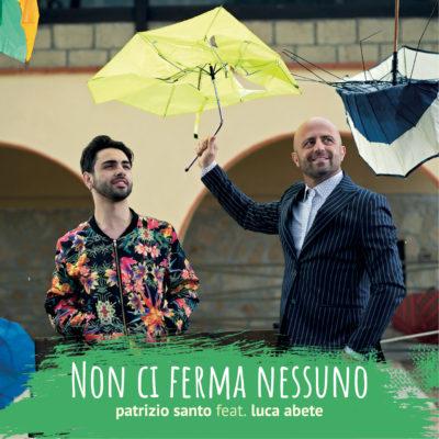 #noncifermanessuno Patrizio Santo e Luca Abete