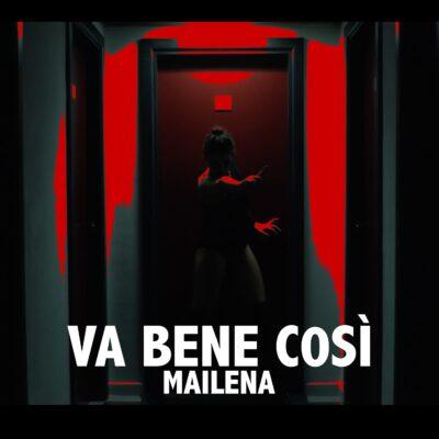 Cover Label - Mailena - Va bene così